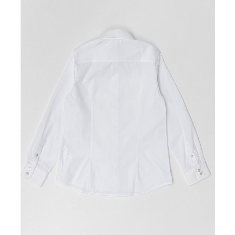 Белая рубашка Button Blue (фото 2)