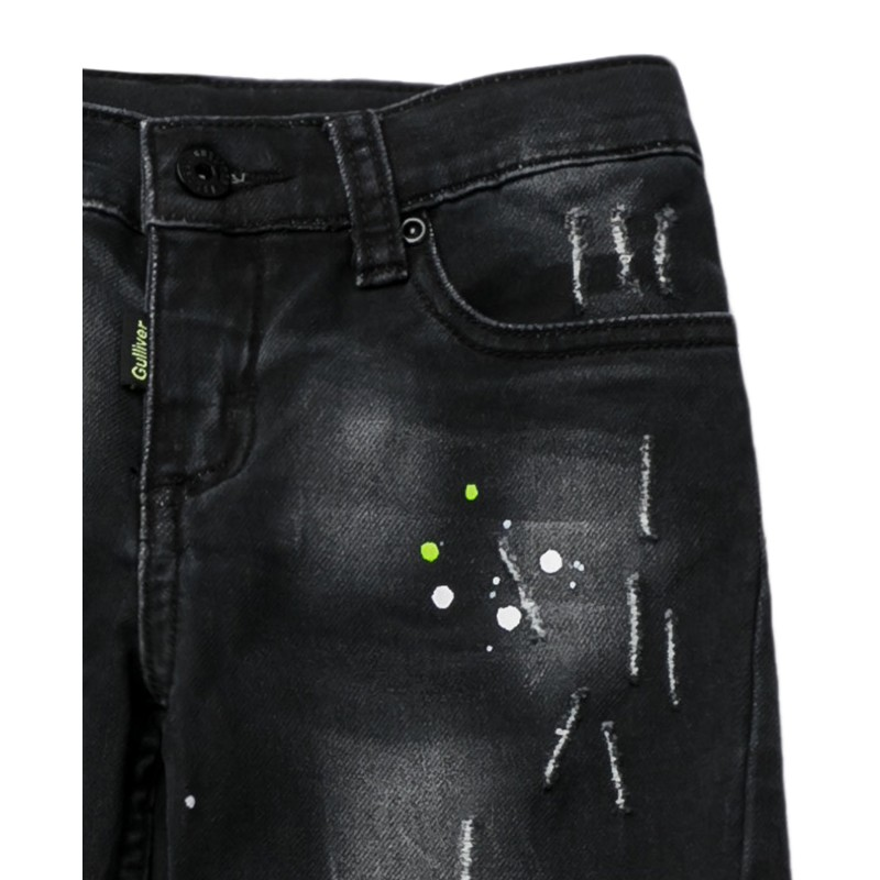 Черные джинсы Gulliver (фото 3)