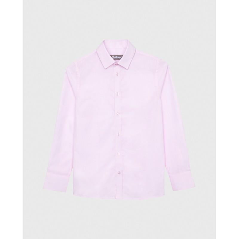 Розовая рубашка Gulliver (фото 3)