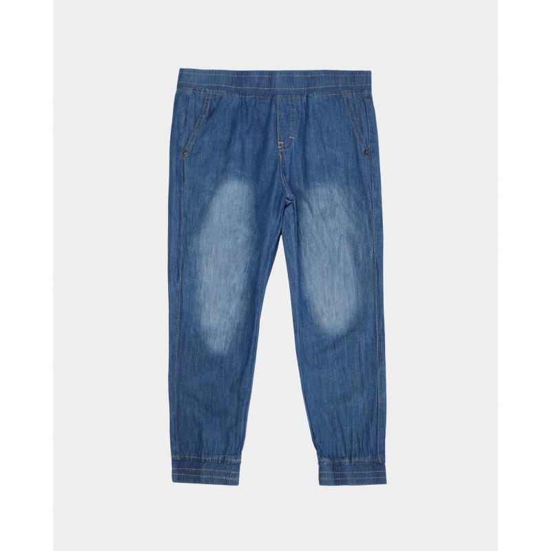 Голубые джинсы Gulliver (фото 3)