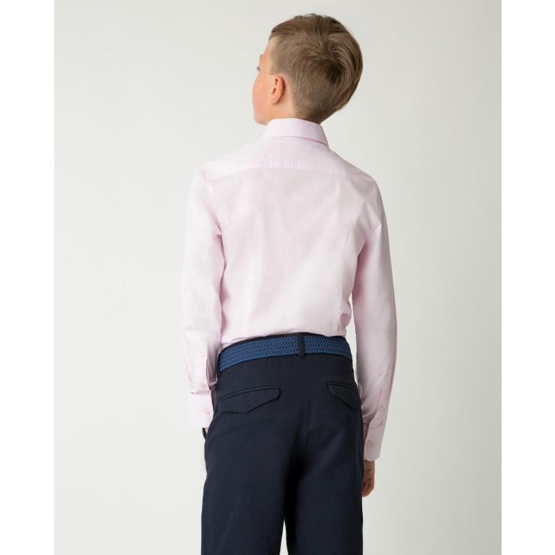 Розовая рубашка Gulliver (фото 2)
