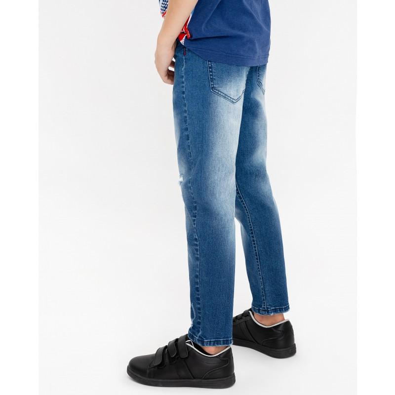 Голубые джинсы Gulliver (фото 2)