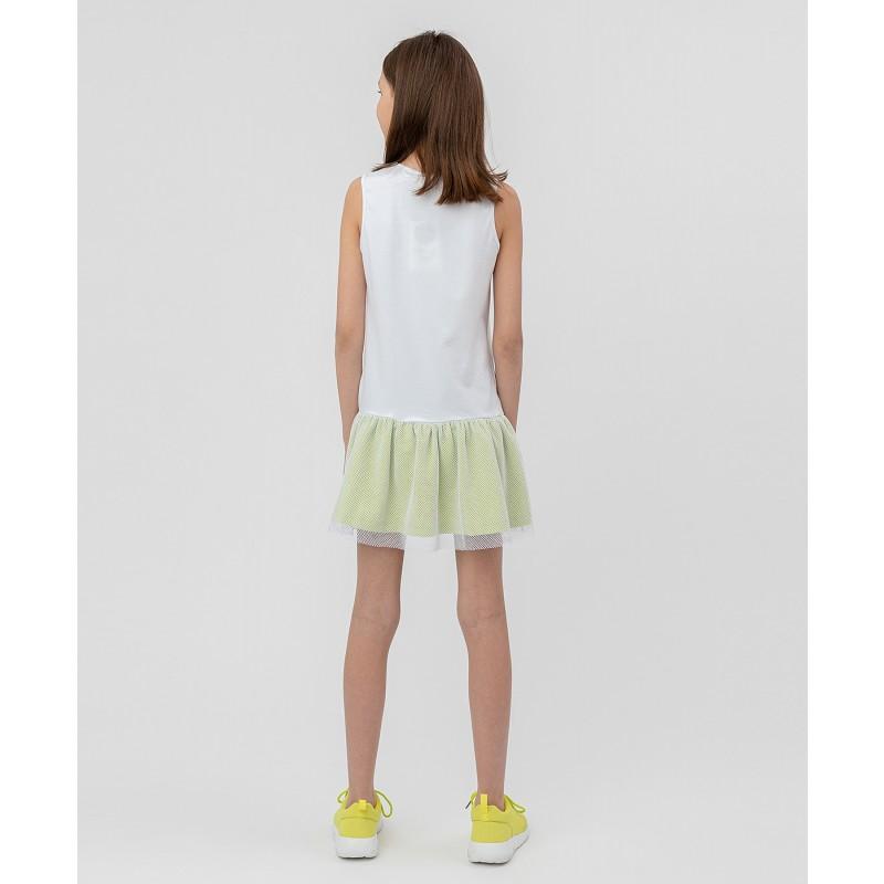 Платье без рукавов Button Blue (фото 4)