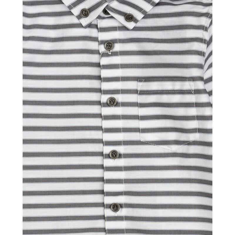 Рубашка в полоску Gulliver (фото 3)