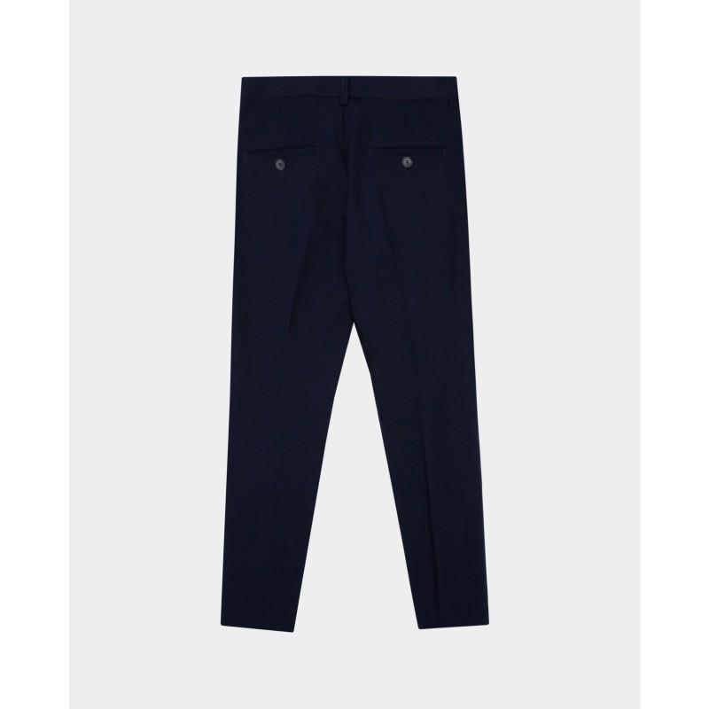 Синие узкие брюки Gulliver (фото 5)